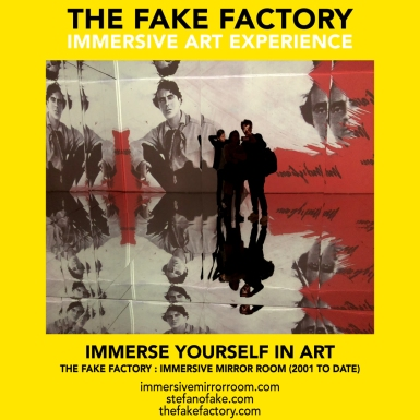 THE FAKE FACTORY immersive mirror room_01575