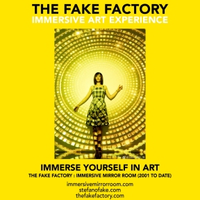 THE FAKE FACTORY immersive mirror room_01579