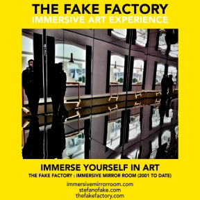 THE FAKE FACTORY immersive mirror room_01608