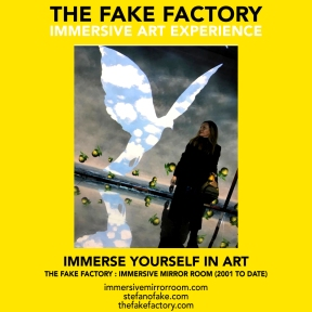 THE FAKE FACTORY immersive mirror room_01614