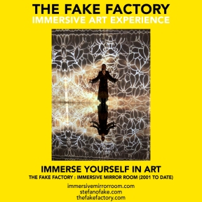 THE FAKE FACTORY immersive mirror room_01636