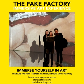 THE FAKE FACTORY immersive mirror room_01655