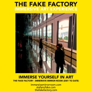 THE FAKE FACTORY immersive mirror room_01669