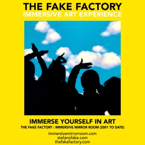 THE FAKE FACTORY immersive mirror room_01673