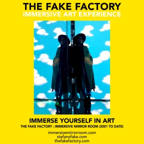 THE FAKE FACTORY immersive mirror room_01679