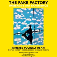 THE FAKE FACTORY immersive mirror room_01701
