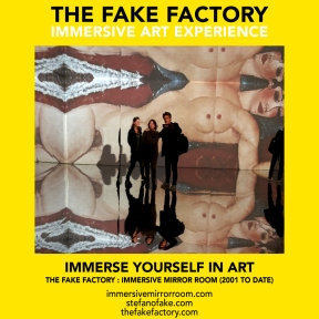 THE FAKE FACTORY immersive mirror room_01702