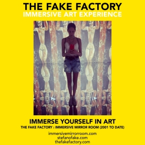 THE FAKE FACTORY immersive mirror room_01721