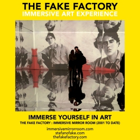 THE FAKE FACTORY immersive mirror room_01733
