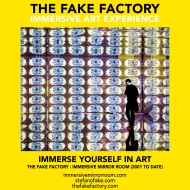 THE FAKE FACTORY immersive mirror room_01742