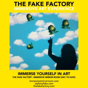 THE FAKE FACTORY immersive mirror room_01763