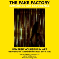 THE FAKE FACTORY immersive mirror room_01775