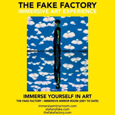 THE FAKE FACTORY immersive mirror room_01792