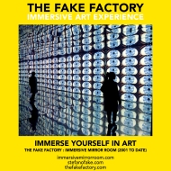 THE FAKE FACTORY immersive mirror room_01798