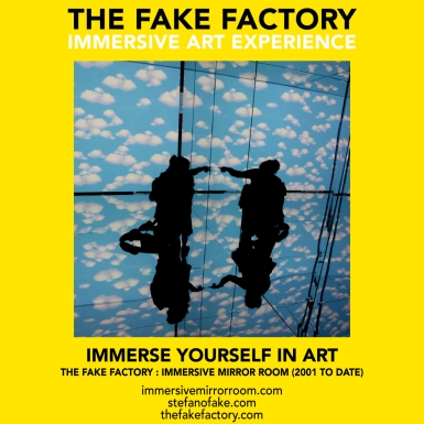 THE FAKE FACTORY immersive mirror room_01822