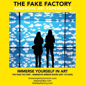 THE FAKE FACTORY immersive mirror room_01826