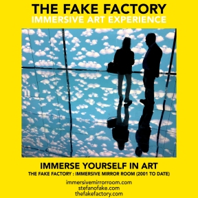 THE FAKE FACTORY immersive mirror room_01836