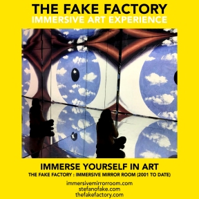 THE FAKE FACTORY immersive mirror room_01845
