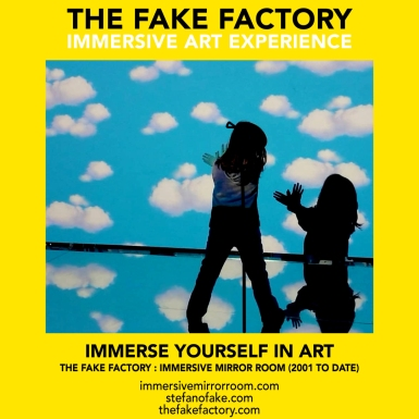 THE FAKE FACTORY immersive mirror room_01873