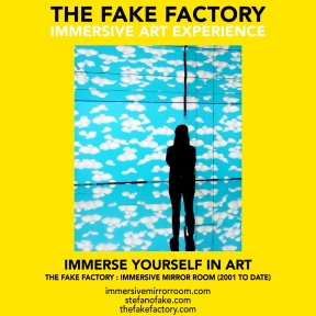 THE FAKE FACTORY immersive mirror room_01887