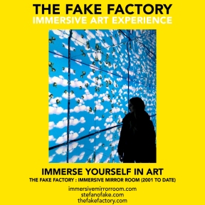 THE FAKE FACTORY immersive mirror room_01892