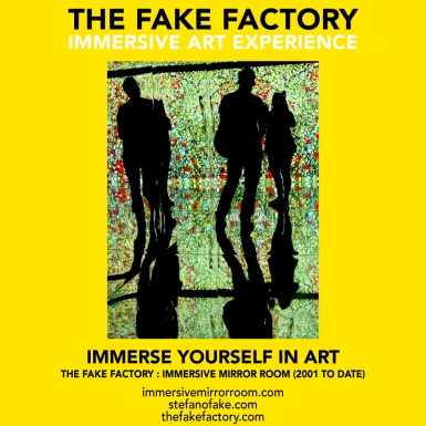 THE FAKE FACTORY immersive mirror room_01899
