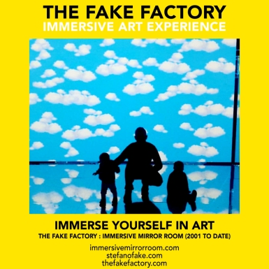 THE FAKE FACTORY immersive mirror room_01907