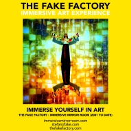 THE FAKE FACTORY immersive mirror room_01914