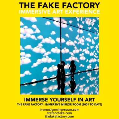 THE FAKE FACTORY immersive mirror room_01926