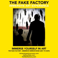 THE FAKE FACTORY immersive mirror room_02002