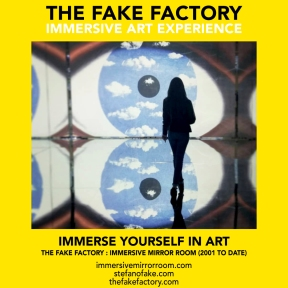 THE FAKE FACTORY immersive mirror room_02013