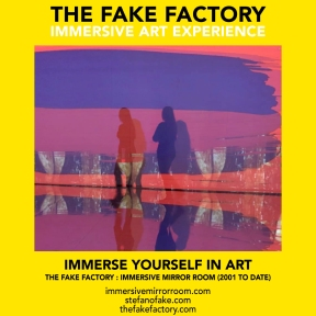 THE FAKE FACTORY immersive mirror room_02023