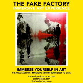 THE FAKE FACTORY immersive mirror room_02027