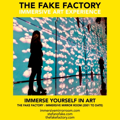 THE FAKE FACTORY immersive mirror room_02040