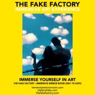 THE FAKE FACTORY immersive mirror room_02042