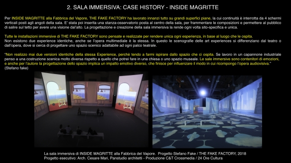 THE FAKE FACTORY IMMERSIVE ART EXPERIENCE 2012-2020 FORMAT.105
