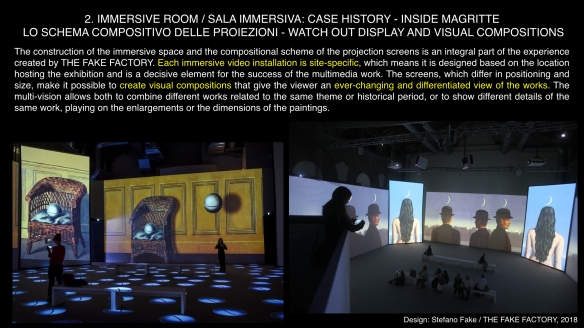 THE FAKE FACTORY IMMERSIVE ART EXPERIENCE 2012-2020 FORMAT.111