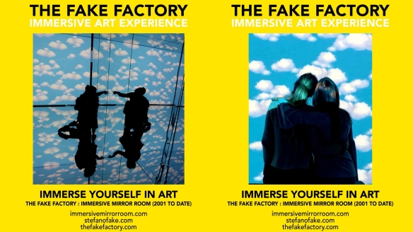 THE FAKE FACTORY IMMERSIVE ART EXPERIENCE 2012-2020 FORMAT.123