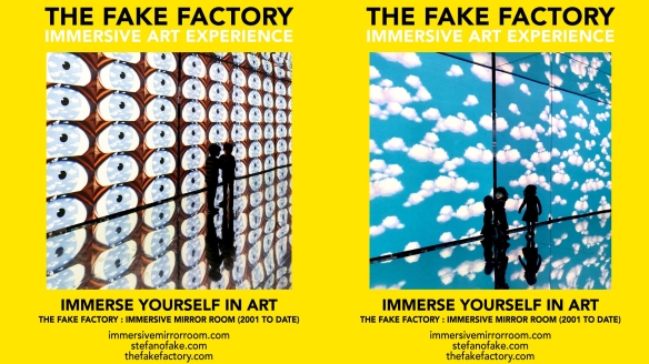 THE FAKE FACTORY IMMERSIVE ART EXPERIENCE 2012-2020 FORMAT.132