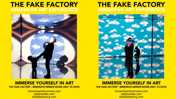 THE FAKE FACTORY IMMERSIVE ART EXPERIENCE 2012-2020 FORMAT.134