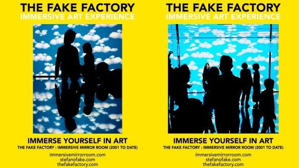 THE FAKE FACTORY IMMERSIVE ART EXPERIENCE 2012-2020 FORMAT.136