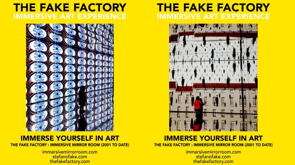 THE FAKE FACTORY IMMERSIVE ART EXPERIENCE 2012-2020 FORMAT.141