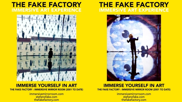 THE FAKE FACTORY IMMERSIVE ART EXPERIENCE 2012-2020 FORMAT.153