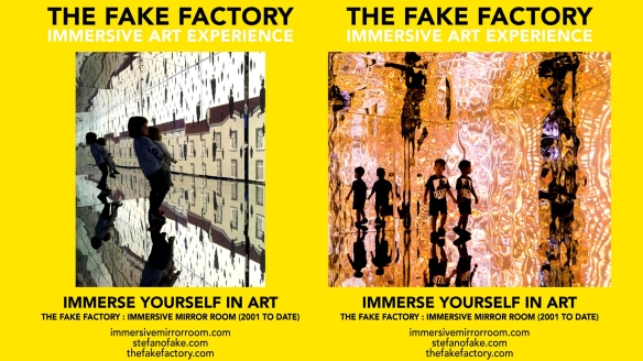 THE FAKE FACTORY IMMERSIVE ART EXPERIENCE 2012-2020 FORMAT.155