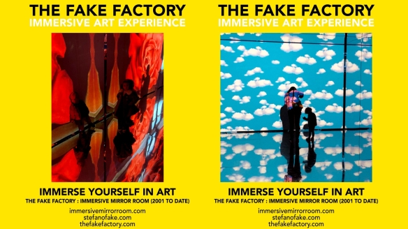 THE FAKE FACTORY IMMERSIVE ART EXPERIENCE 2012-2020 FORMAT.158