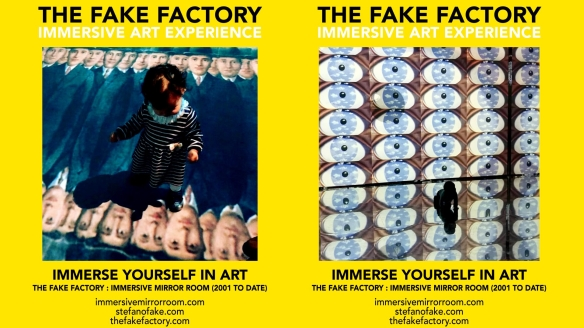 THE FAKE FACTORY IMMERSIVE ART EXPERIENCE 2012-2020 FORMAT.161