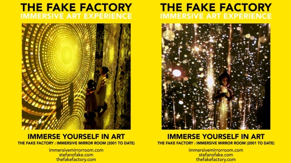 THE FAKE FACTORY IMMERSIVE ART EXPERIENCE 2012-2020 FORMAT.162
