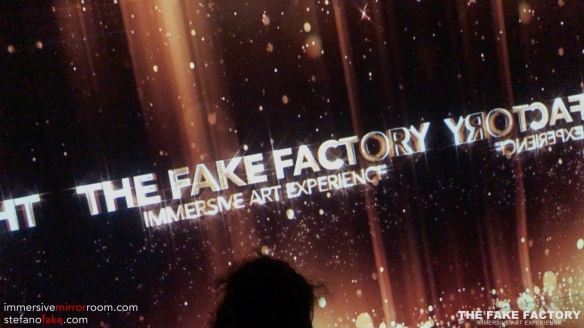 THE FAKE FACTORY IMMERSIVE ART EXPERIENCE 2012-2020 FORMAT.165